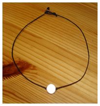 moon, moonstone, necklace, jewelry, arts and crafts, beading, Mudd Lavoie