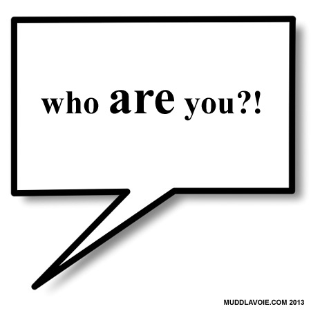 The Book of Comments, Page 8: who are you?