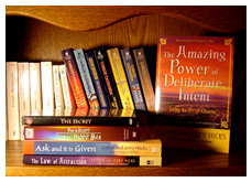 books library LOA law of attraction Mudd Lavoie