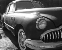 auto automobile vintage antique Buick 1949 Mudd Lavoie